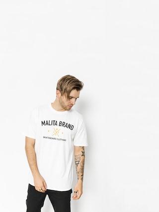 T-shirt Malita Brand (white)