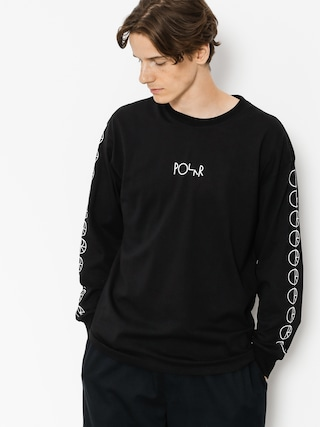 Longsleeve Polar Skate Racing (black)