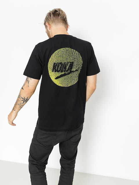 T-shirt Koka Ball (black)