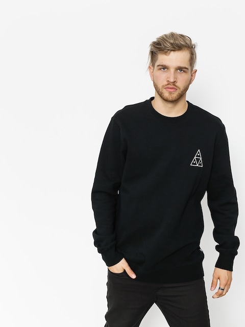 Bluza HUF Essentials TT (black)