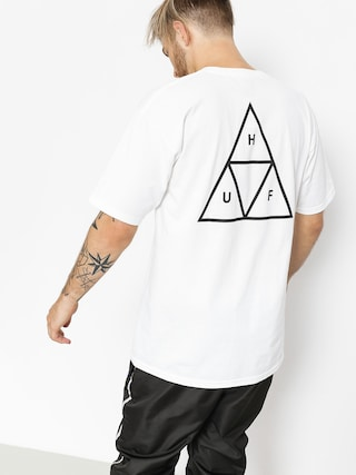 T-shirt HUF Essentials TT (white)