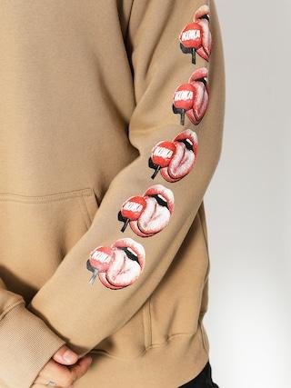 Bluza z kapturem Koka Lolly HD (brown)
