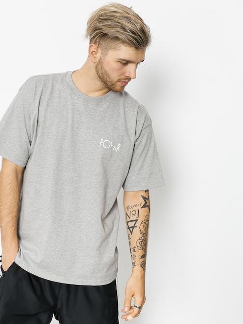 T-shirt Polar Skate Script Logo