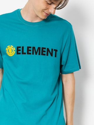 T-shirt Element Blazin (biscay bay)