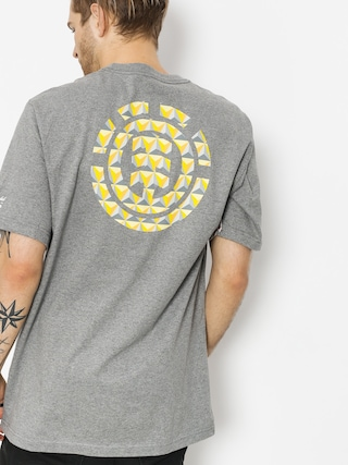 T-shirt Element Commit Icon (grey heather)