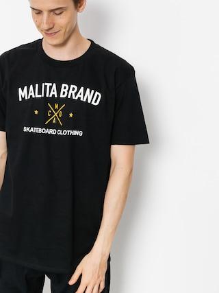 T-shirt Malita Brand (black)