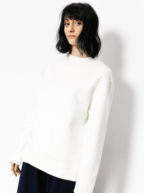 Bluza Polar Skate Heavyweight Default Crewneck (ivory white)