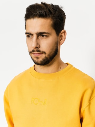 Bluza Polar Skate Heavyweight Default Crewneck (apricot)