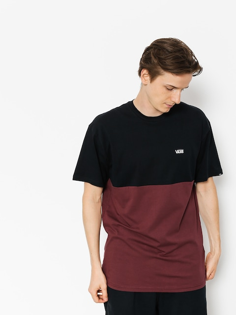 T-shirt Vans Colorblock (port royale/black)