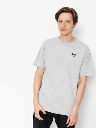 T-shirt DGK All Star Minilogo (athletic heather)