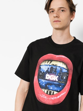 T-shirt DGK Sounds (black)
