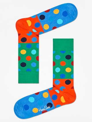 Skarpetki Happy Socks Big Dot Block (green/orange/blue)