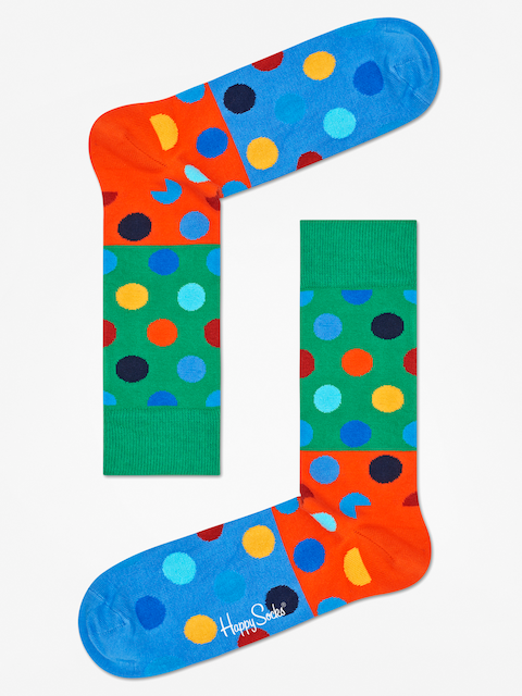 Skarpetki Happy Socks Big Dot Block