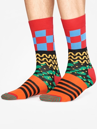 Skarpetki Happy Socks Mix Max (red/multi)