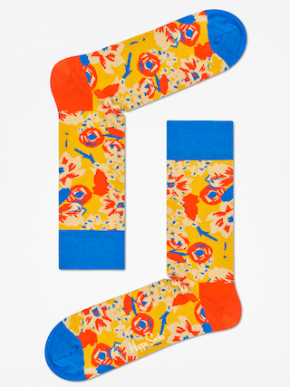 Skarpetki Happy Socks Wiz Khalifa (yellow/blue/orange)