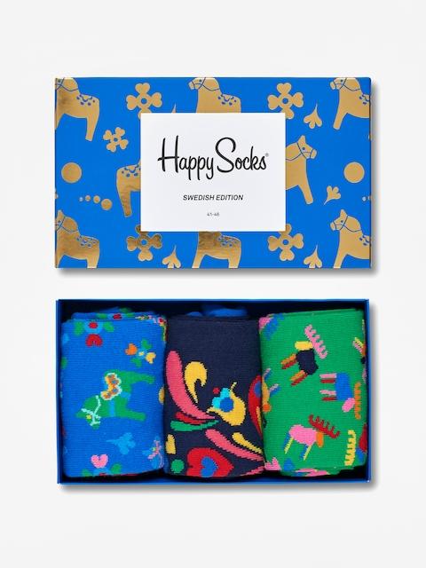 Skarpetki Happy Socks Giftbox 3pk