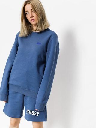 Bluza Stussy Basic Stussy Wmn (cool blue)