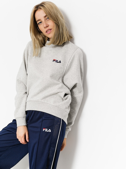 Bluza Fila Summer Drop Wmn (light grey marl)