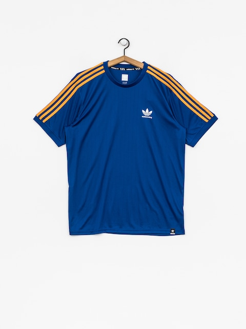 Bluza adidas Clima Club Jers (collegiate royal/tactile yellow f17)