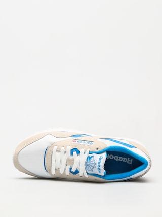 Buty Reebok Cl Nylon Wmn (archive white/cycle blue)