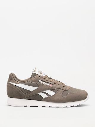 Buty Reebok Cl Leather Mu (estl terrain grey/white)