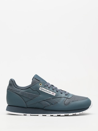 Buty Reebok Cl Leather Mu (mc deep sea/mt fuji/white)