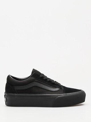 Buty Vans Old Skool Platform (black/black)