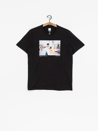 T-shirt adidas City Photo (black)