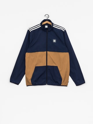 Kurtka adidas Class Action (collegiate navy/raw desert/white)