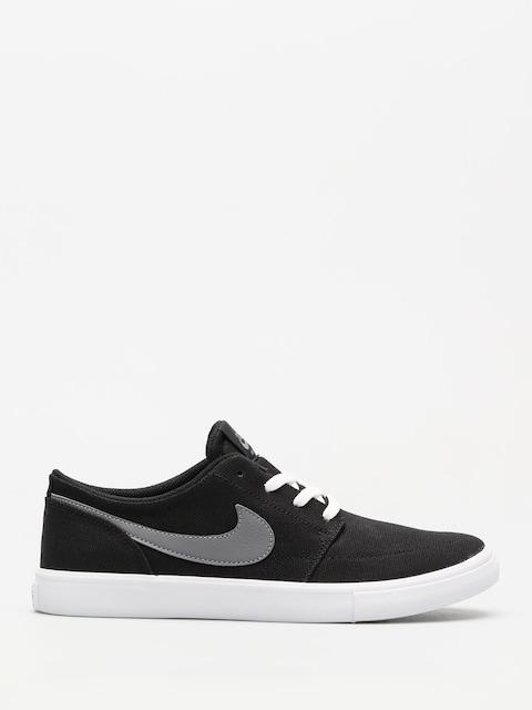 Buty Nike SB Sb Portmore II Slr C Wmn (black/gunsmoke white)