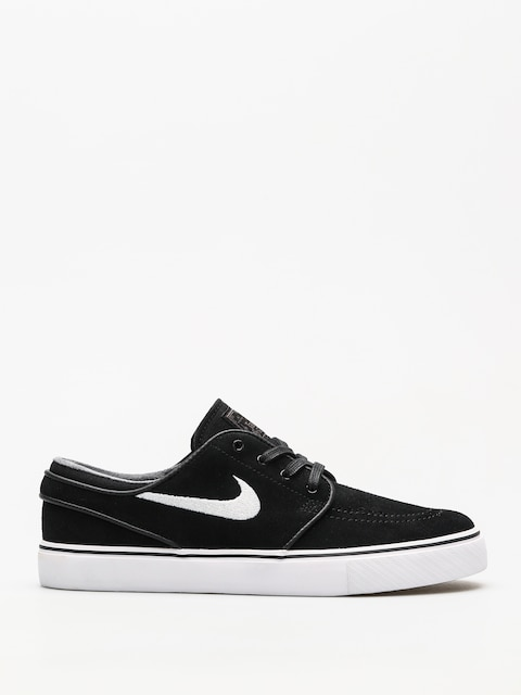 Buty Nike SB Zoom Stefan Janoski (black/white thunder grey gum light brown)
