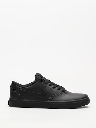 Buty Nike SB Sb Check Solarsoft (black/black black)