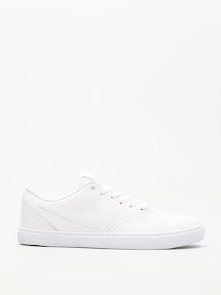 Buty Nike SB Sb Check Solarsoft (white/white white)