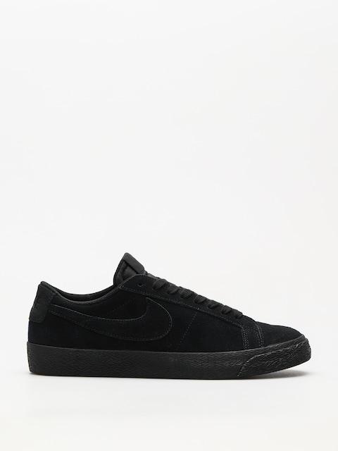 Buty Nike SB Sb Zoom Blazer Low (black/black gunsmoke)