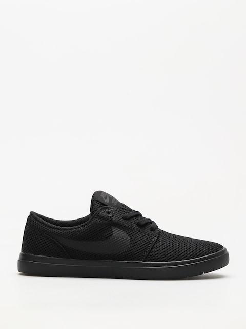 Buty Nike SB Sb Portmore II Ultralight (black/black anthracite)