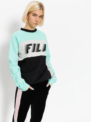 Bluza Fila Layton Colour Block Wmn (black/cockatoo)