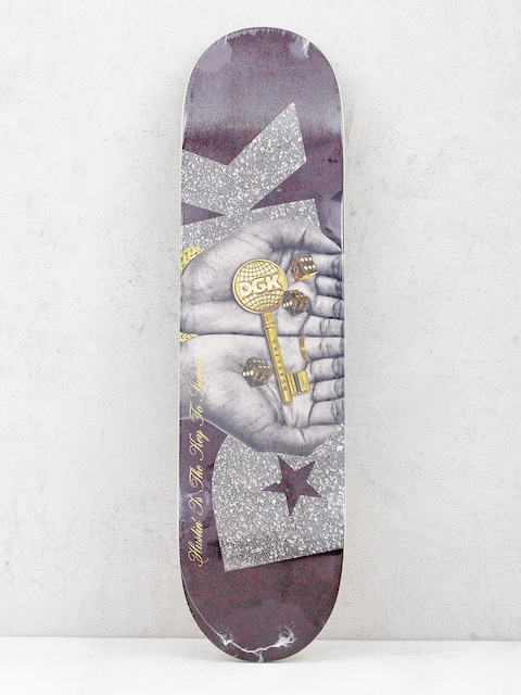 Deck DGK Prosperity (burgundy)