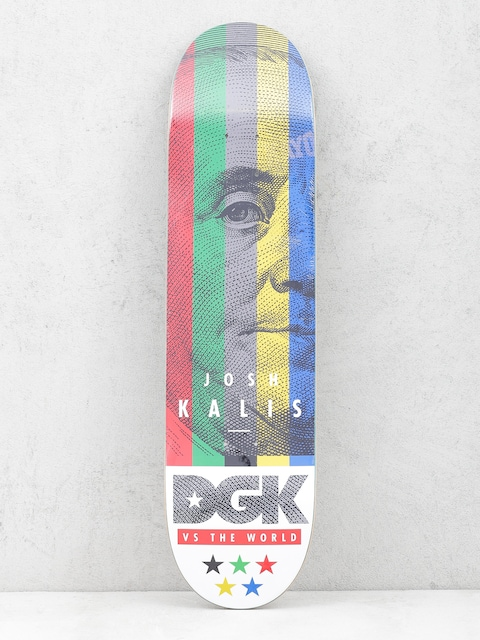 Deck DGK Dgk Vs The World Kalis (multi)