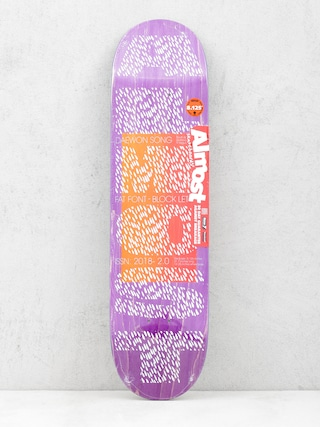 Deck Almost Fat Font Pro (daewon)