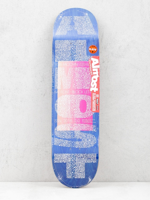 Deck Almost Fat Font Pro (yuri)
