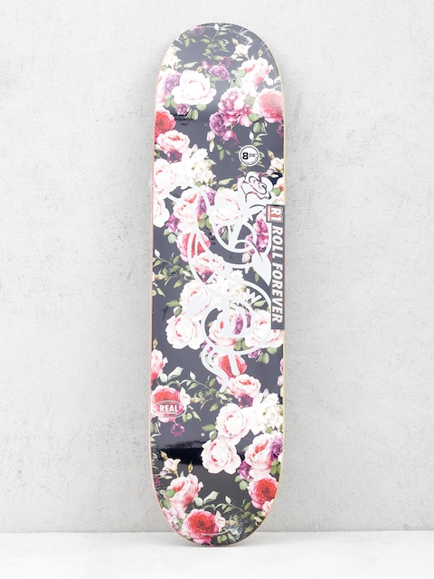 Deck Real Bloom (black/rose)
