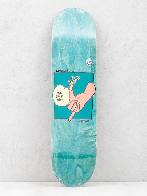 Deck Krooked Cromer Tawker (green)