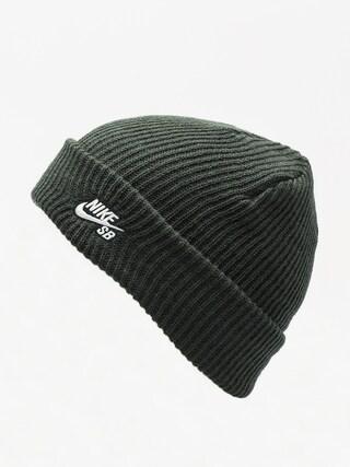 Czapka zimowa Nike SB Sb Fisherman Beanie (midnight green/white)