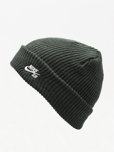 Czapka zimowa Nike SB Sb Fisherman Beanie (midnight green/white)