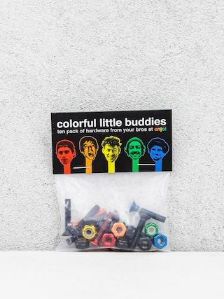 Montażówki Enjoi Colorful Little Buddies Phillips (multi)