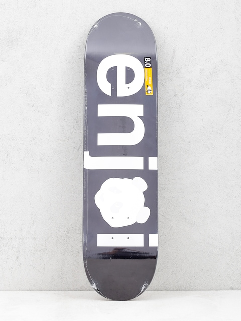 Deck Enjoi No Brainer (silver)