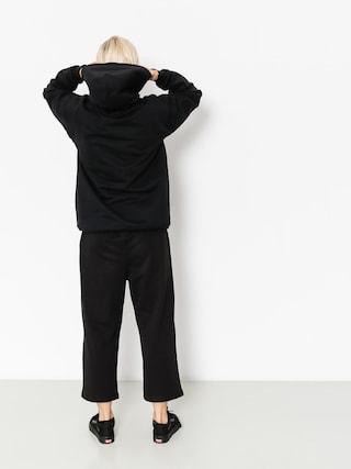 Bluza z kapturem Thrasher Flame HD Wmn (black)