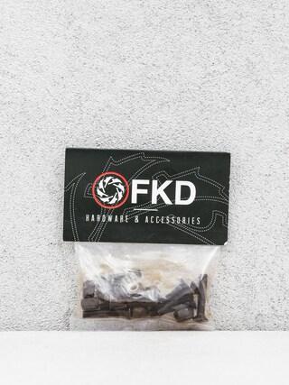 Montażówki FKD Phillips Hardware (black)