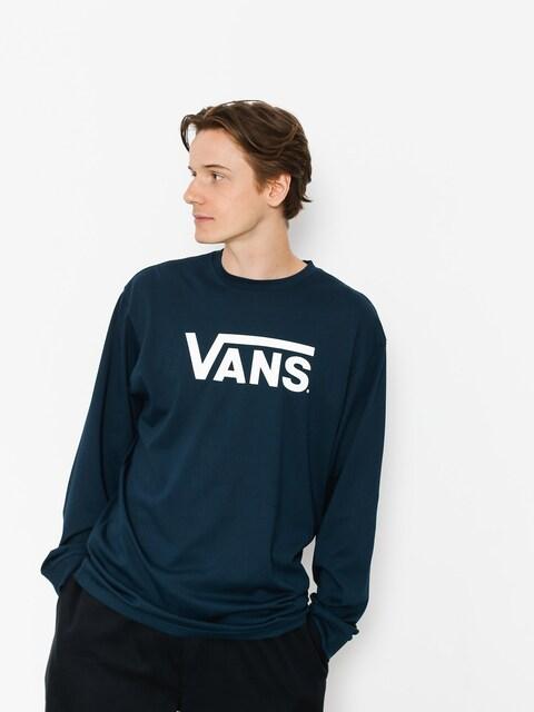 Longsleeve Vans Classic (navy/white)