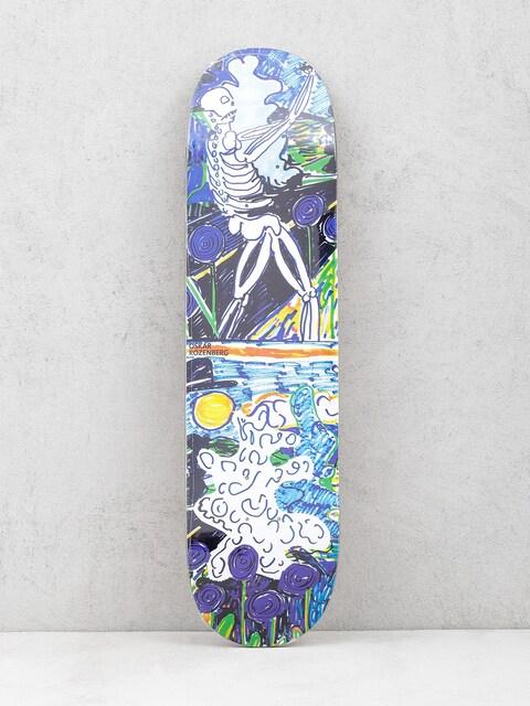 Deck Polar Skate Oskar Rozenberg Skeleton (multi)